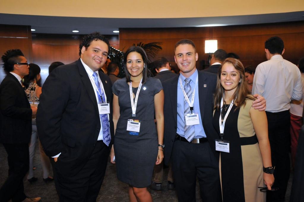 Alumni-Reception