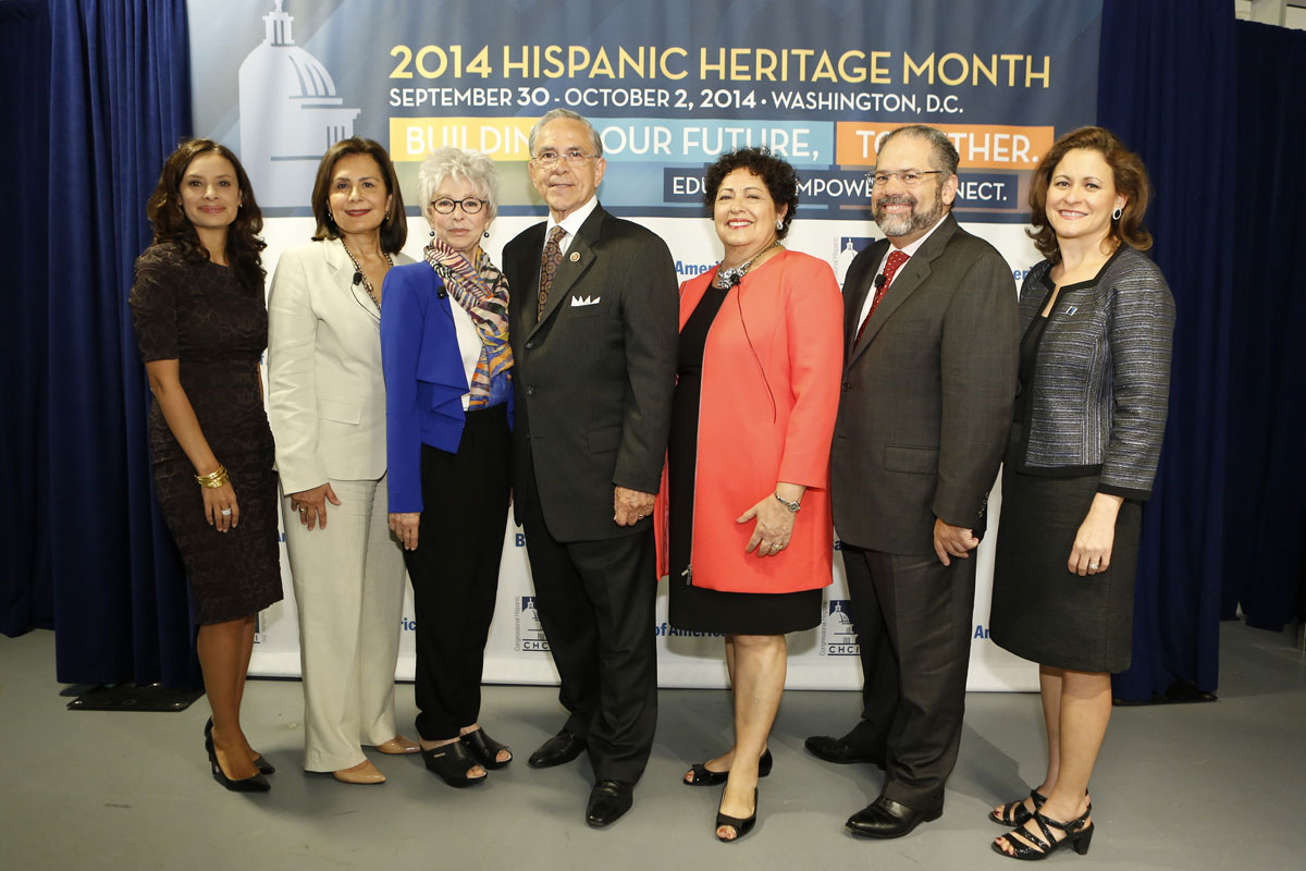CHC 2014 Hispanic Heritage Month Events