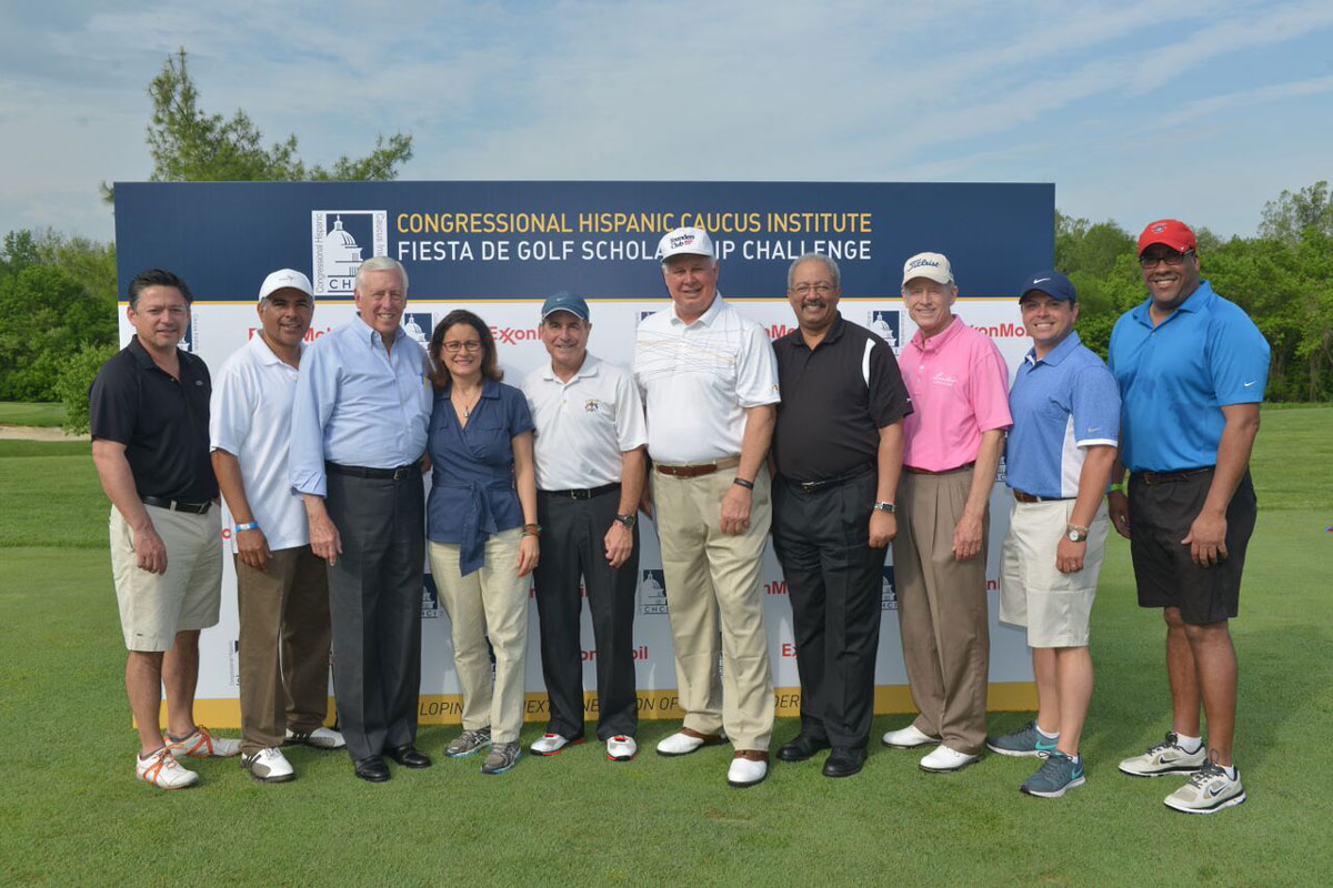 CHCI's 19th Annual Fiesta de Golf Scholarship Challenge