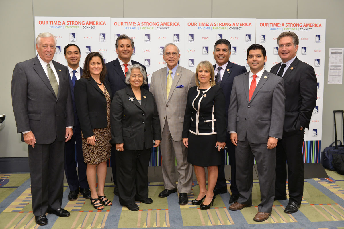 The Freshman Congressional Class Luncheon: A Stronger Latino Presence in the 113th Congress