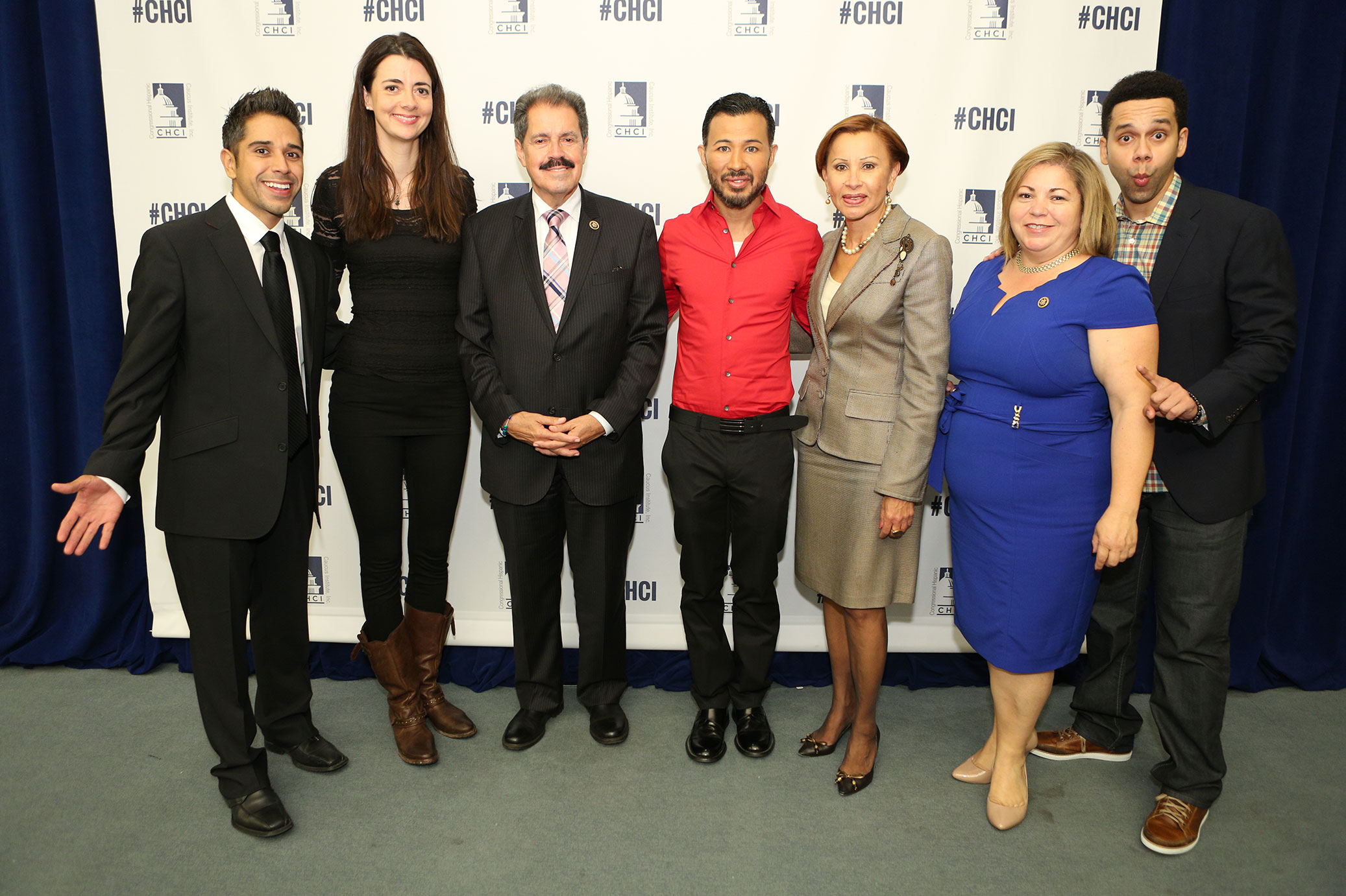 CHCI's 15th Annual Reyes of Comedy