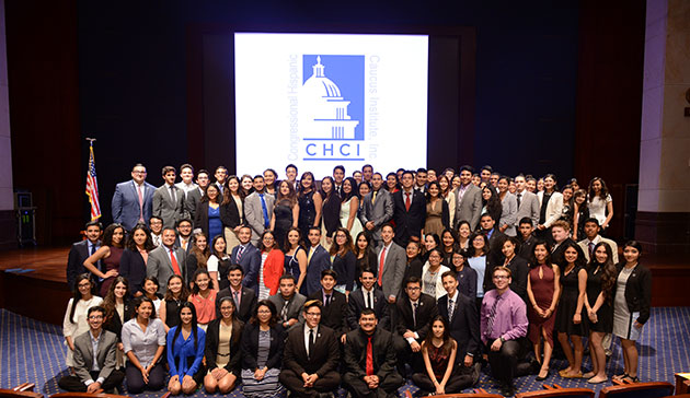 CHCI Summer Programs Graduating Class