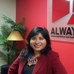 Adriana Garcia M.  Headshot