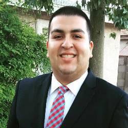 Baltazar Hernandez  Headshot