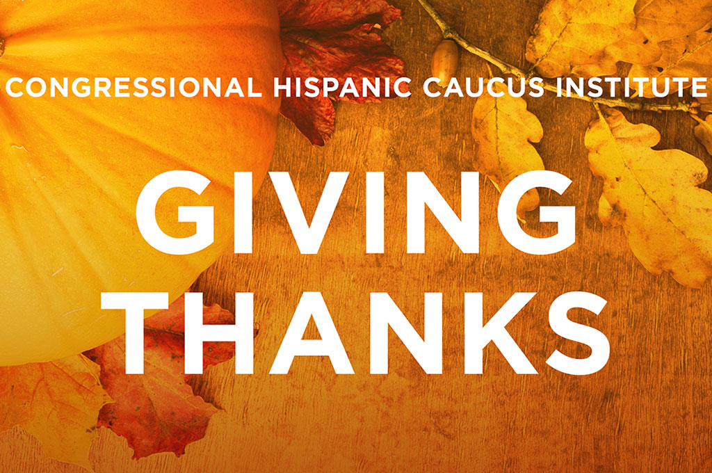 CHCI Gives Thanks