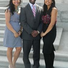 Maria Urbina, Marvin Figueroa And Bertha Guerrero