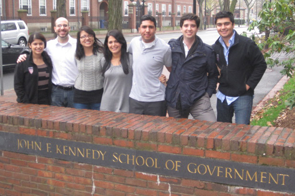 Staff Members For The Harvard Journal Of Hispanic Policy