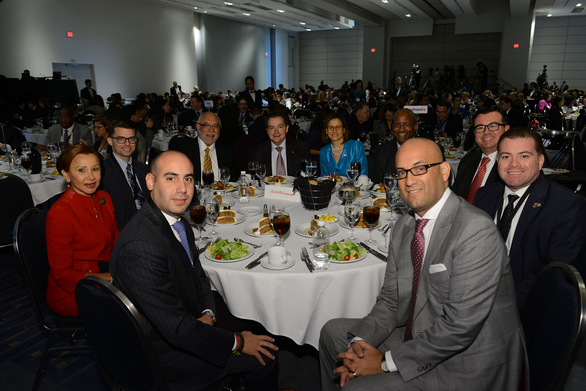 CHCI Public Policy Conference Leadership Luncheon