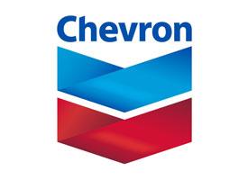Chevron Logo Sponsors