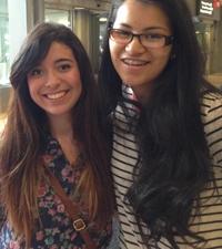 Jasmine Palomares & Katherine Barahona