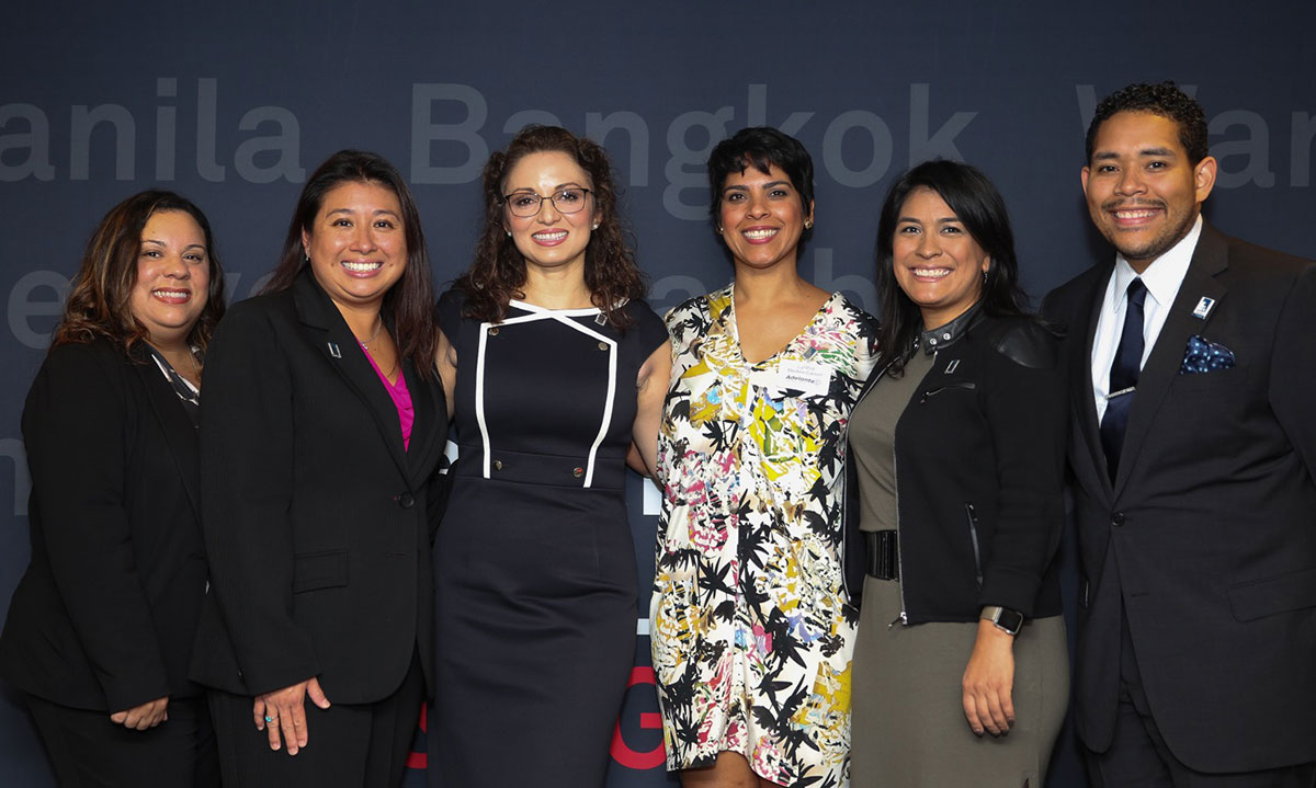 CHCI Alumni Association Reception And Panel: A Timely Discussion Of Latinx Leadership