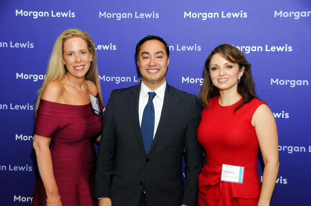 CHCI And Morgan Lewis' 40th Anniversary Celebration In Miami
