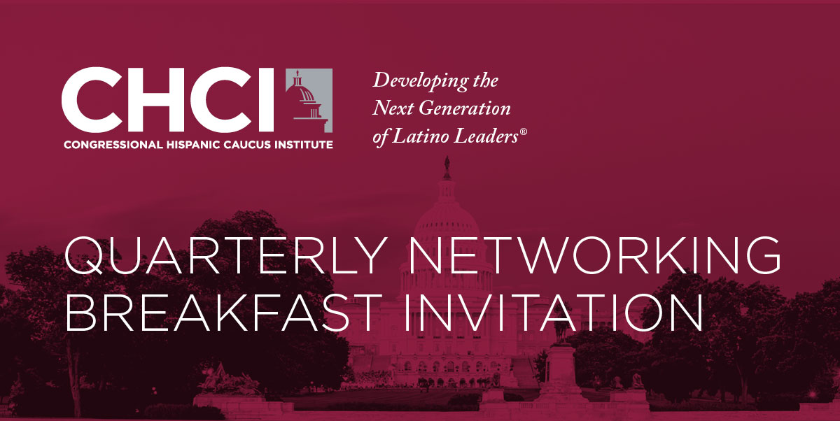 CHCI Quarterly Networking Breakfast