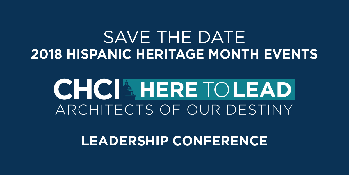 CHCI Leadership Conference 2018