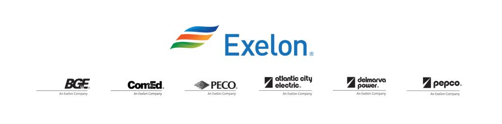 Exelon with Utilties PNG Logo 1