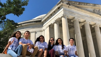 100 HIGH SCHOOL STUDENTS BECOME EMPOWERED LEADERS THROUGH CHCI R2L NEXTGEN PROGRAM