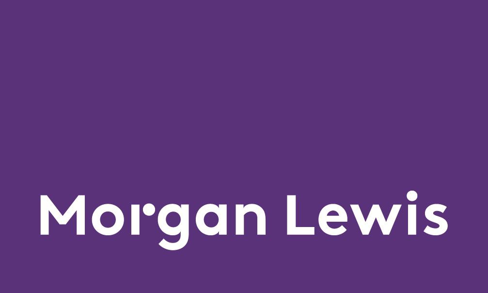 Morgan Lewis Logo Purple