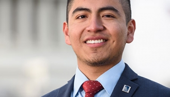 A Proud Immigrant From Mexico, Turning His Congressional Internship Dream Into Reality. READ MORE