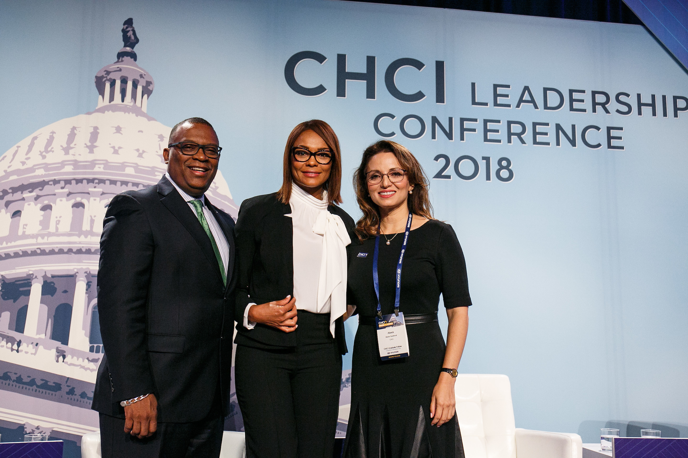 CHCI Leadership Conference on September 11th, 2018.