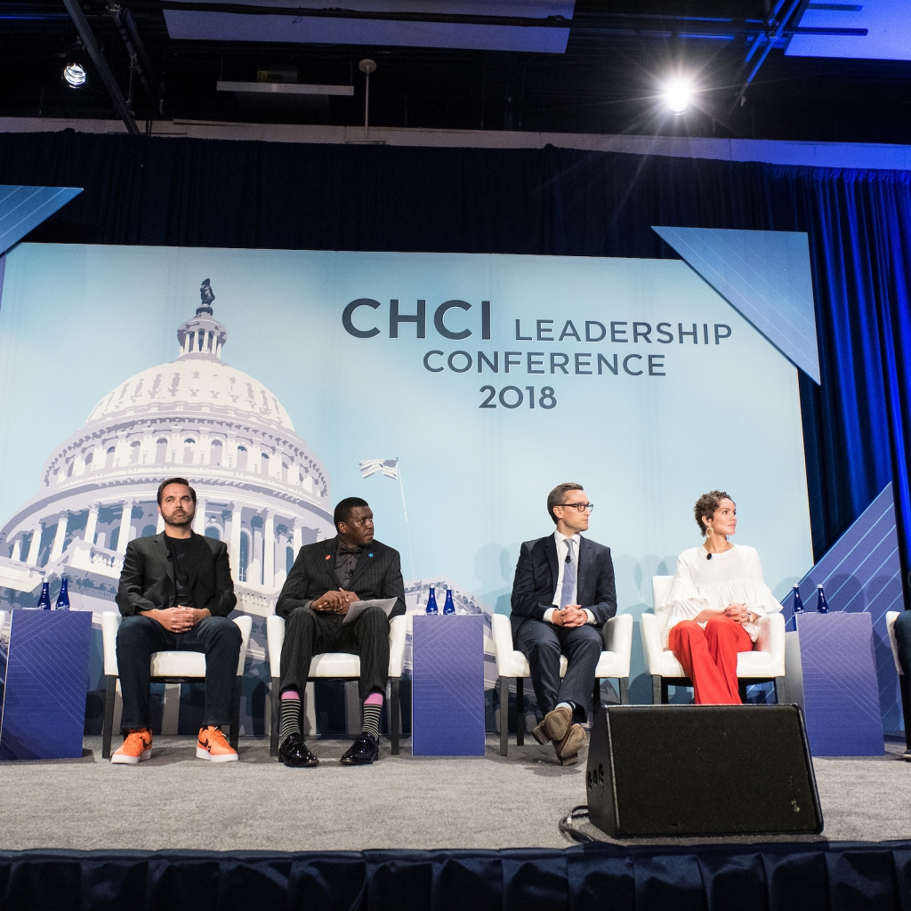 CHCI Leadership Conference on September 12th, 2018.