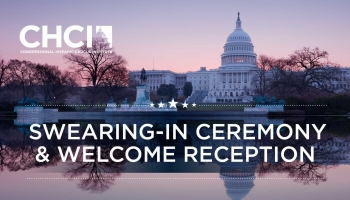 CHCI HOLDS SWEARING-IN CEREMONY FOR RECORD HIGH NUMBER OF HISPANIC AMERICAN MEMBERS OF THE 116TH CONGRESS