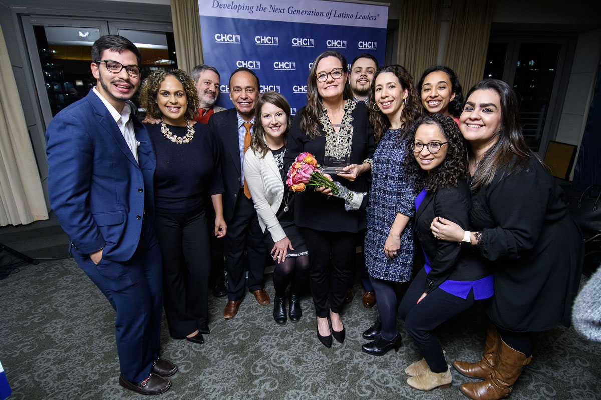 2018 CHCI Chiefs of Staff Reception