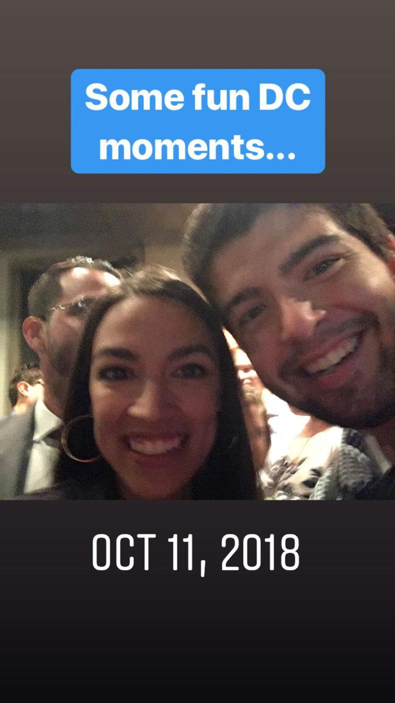 2019 CHCI Public Policy Fellow Antonio De Loera-Brust: Instagram Story