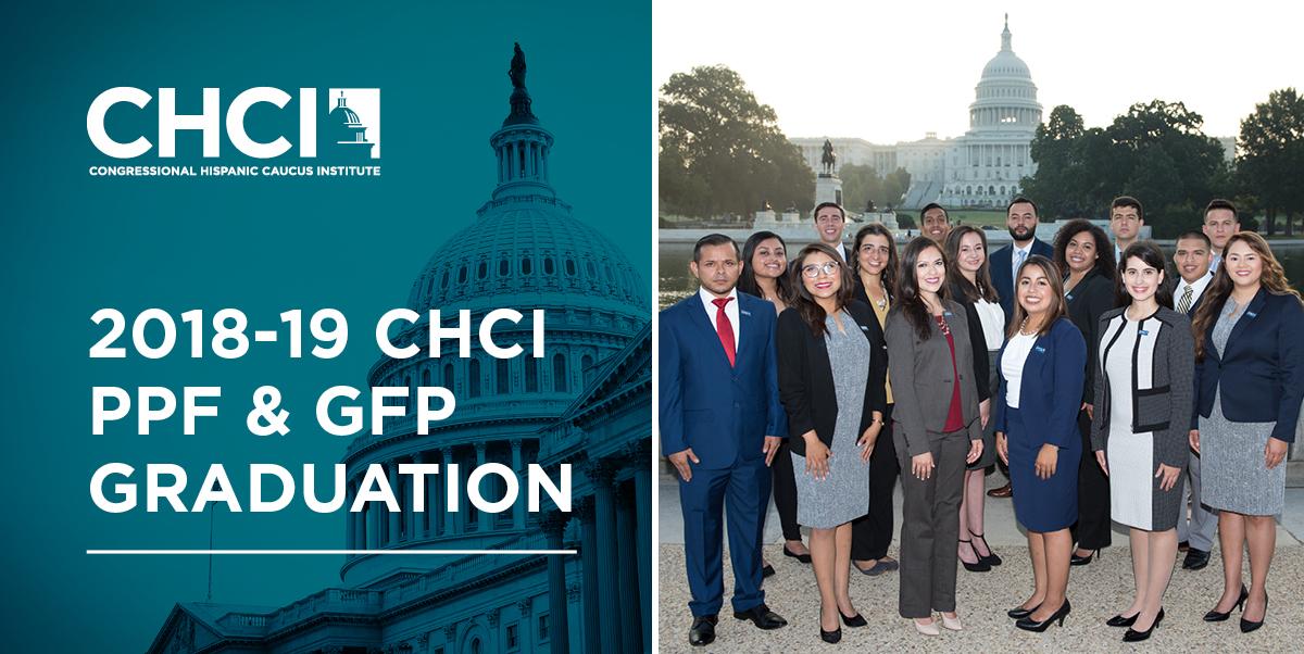 CHCI 2018-2019 PPF & GFP GRADUATION RECEPTION