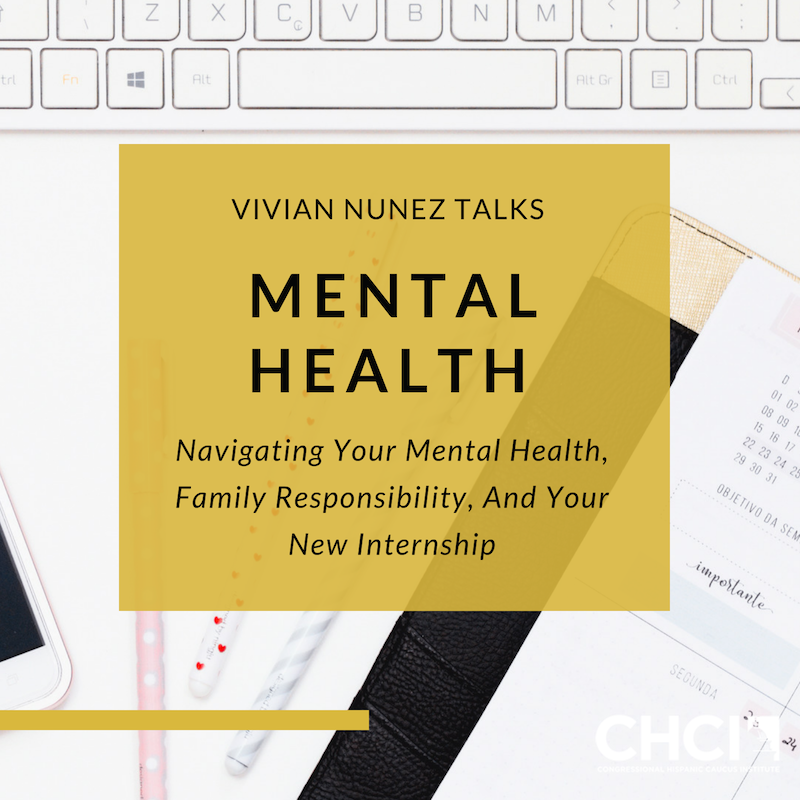 Navigating Your Mental Health, Family Responsibility, And Your New Internship