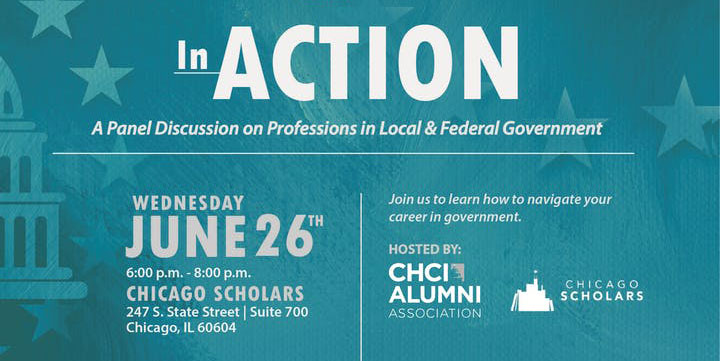 In Action: A Panel Discussion On Professionals In Local And Federal Government
