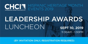Leadership Awards Luncheon Information