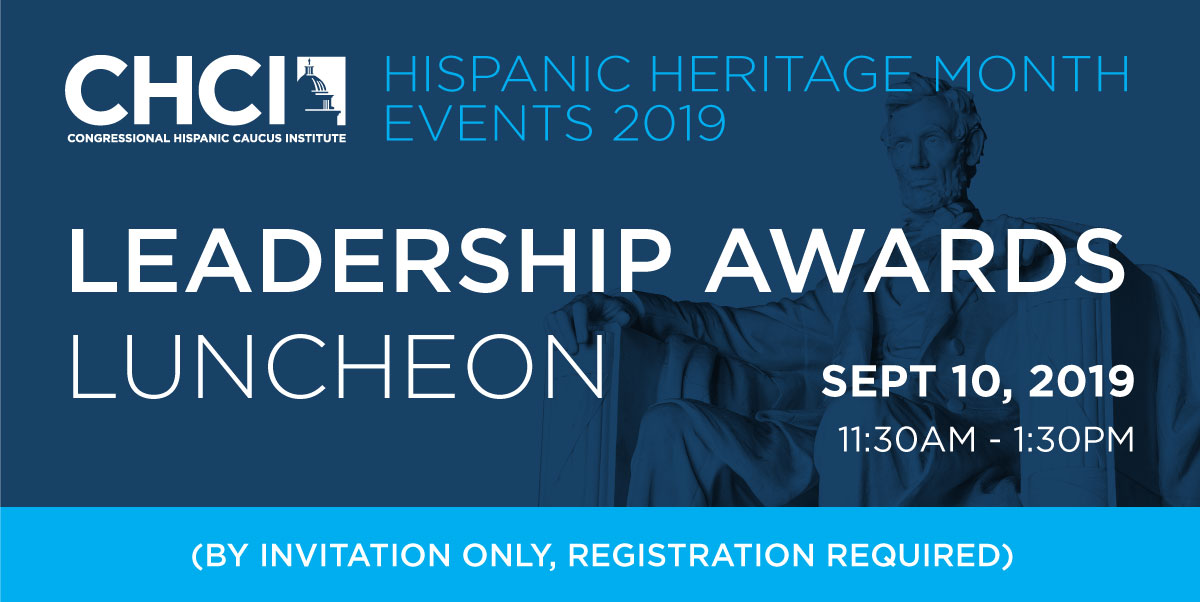 Leadership Awards Luncheon Information