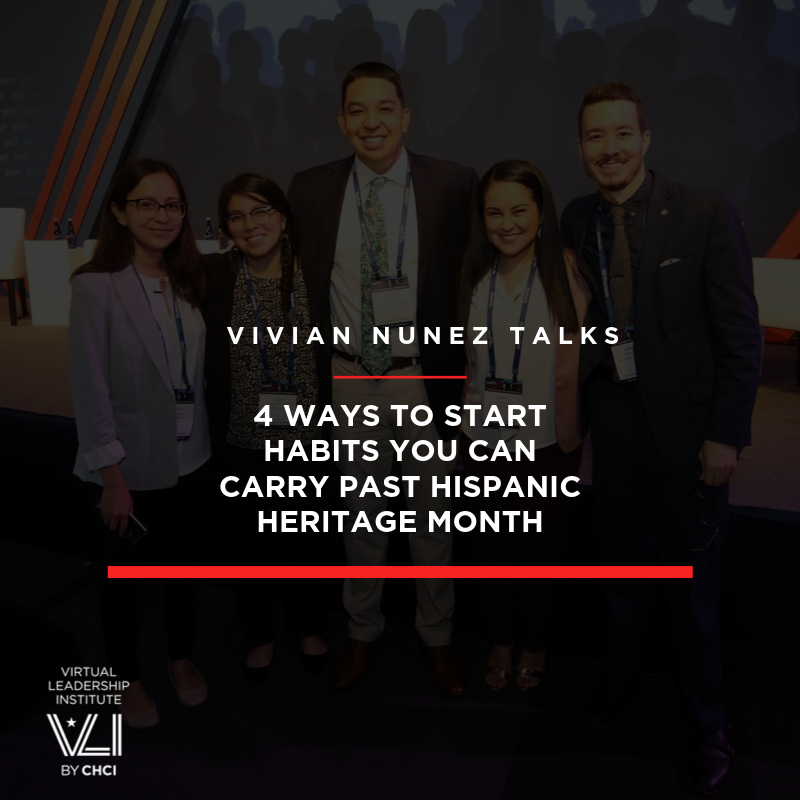 4 Ways To Start Habits You Can Carry Past Hispanic Heritage Month