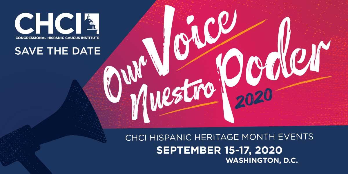 Our Voice Nuestro Poder HHM 2020